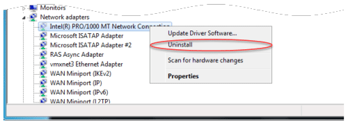 Update VMware tools in PVS environment - step 20