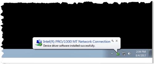 Update VMware tools in PVS environment - step 3B