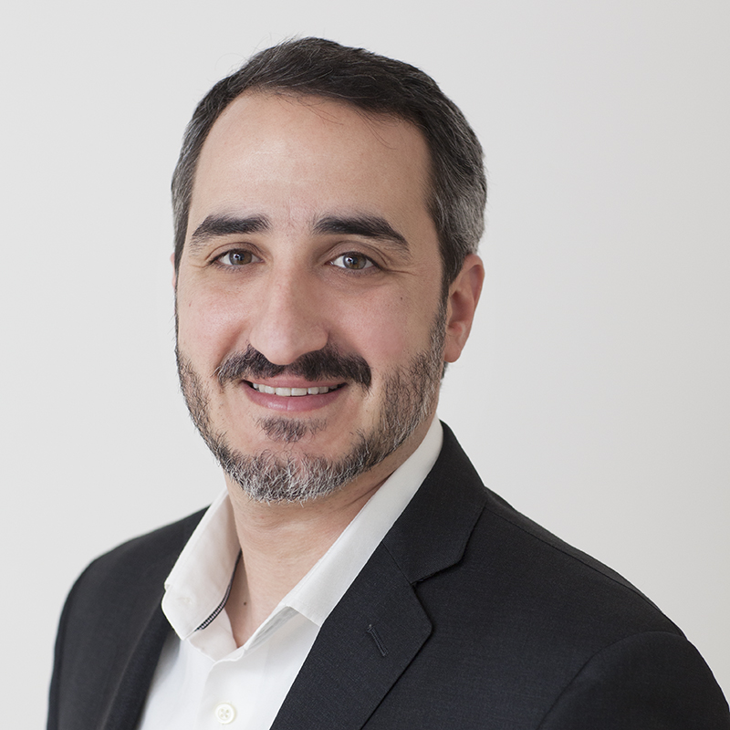 Armen Gharibian - Managing Director
