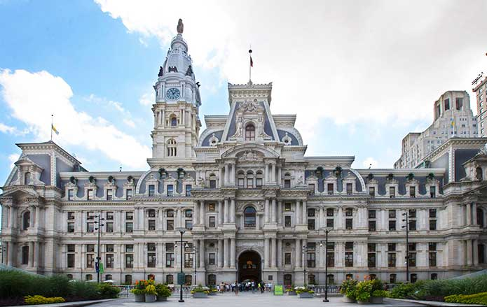 City Hall Philadelphia, PA