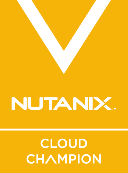Nutanix Cloud Champion
